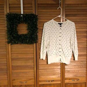 GUC White House Black Market sweater size large